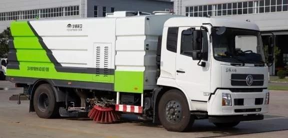 清晨雨:保洁机械化正在进行,环卫清扫车和扫地车的市场潜力无限